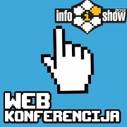 InfoShow WEB konferencijos logotipas